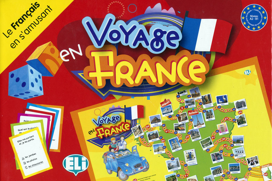 Voyage en France Game