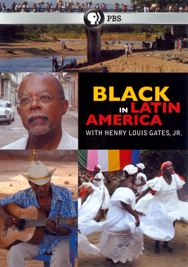 Black in Latin America Spanish DVD