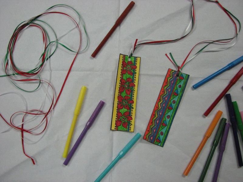 Mexican Bookmark Kit