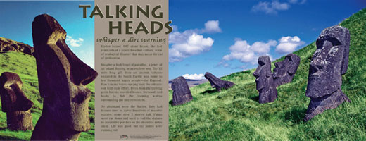 Easter Island Traveling Exhibit