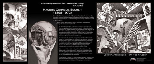 Mc Escher Traveling Exhibit