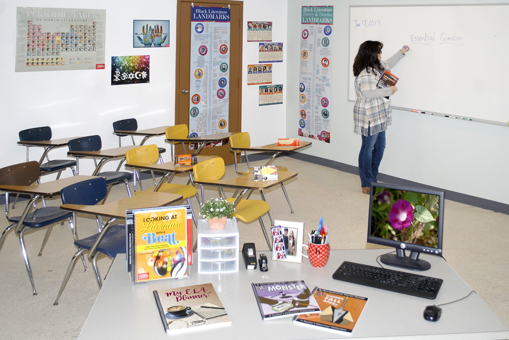 Multicultural Reading Classroom