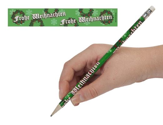 German Christmas Pencils