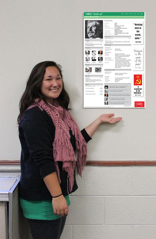 Joseph stalin farce book poster social studies teacher 39 s for Farcical webster