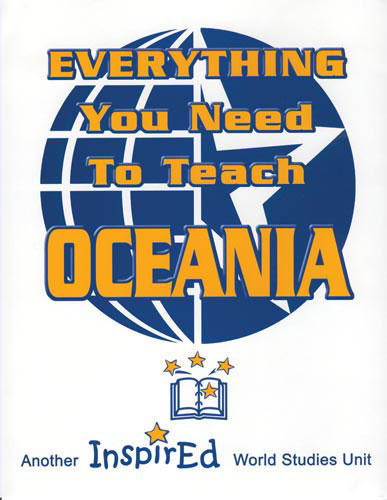 Everything You Need to Teach Oceania World Studies Unit