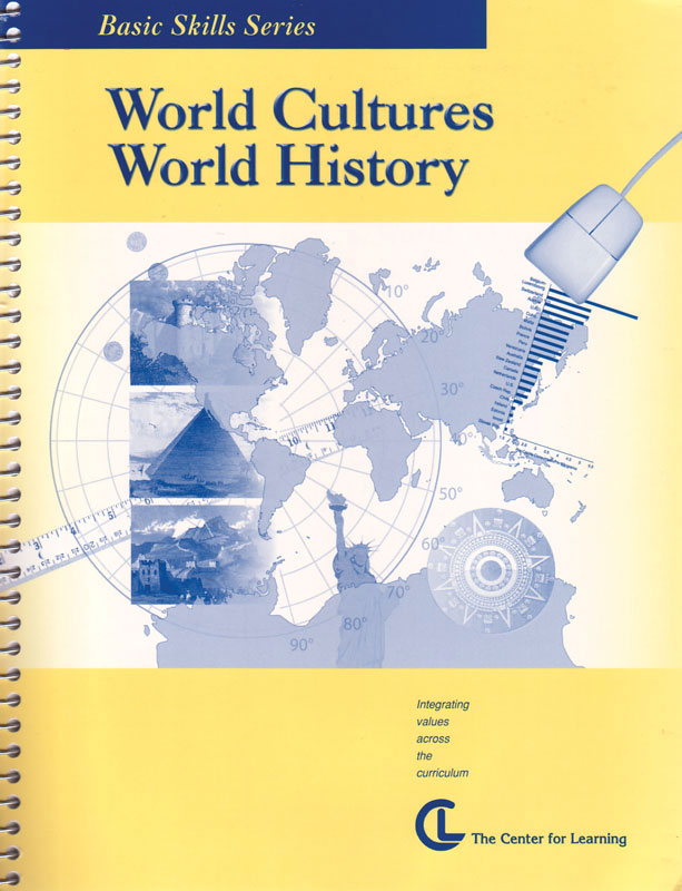 Basic Skills: World Cultures World History Book