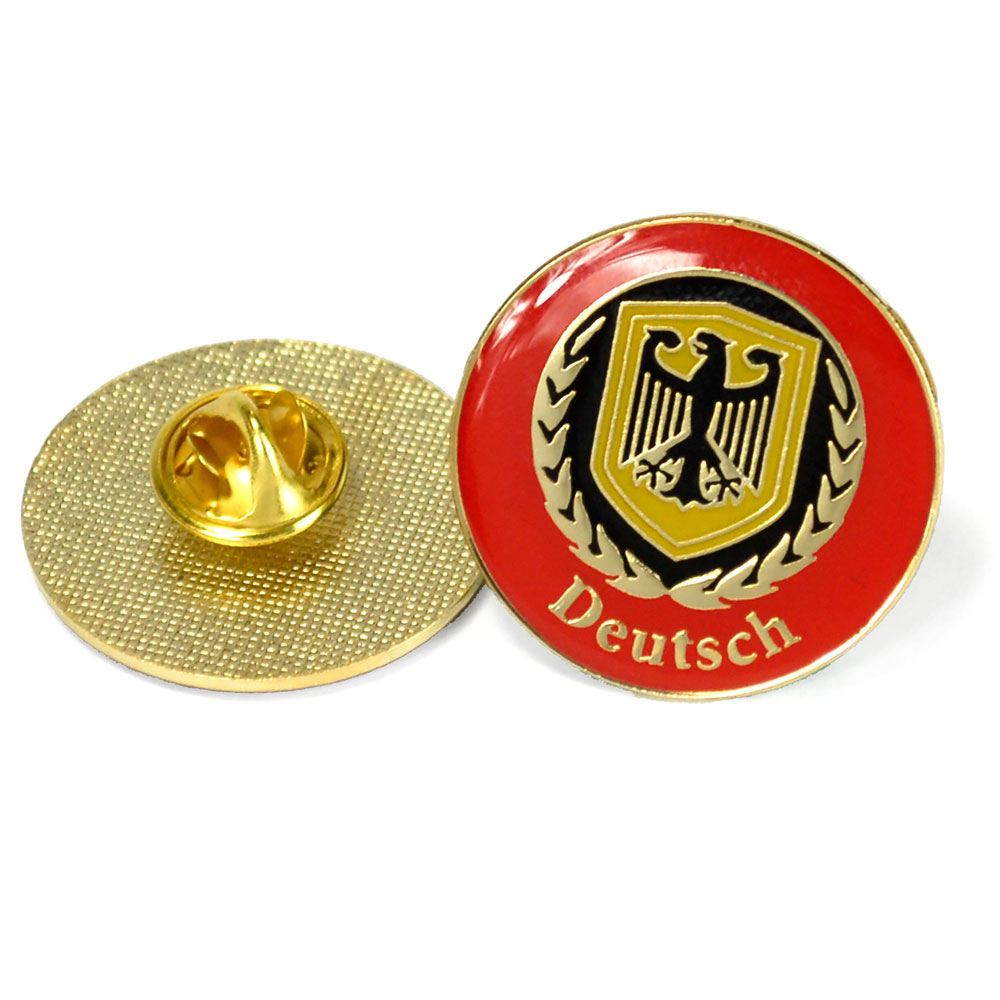 Deutsch Pin