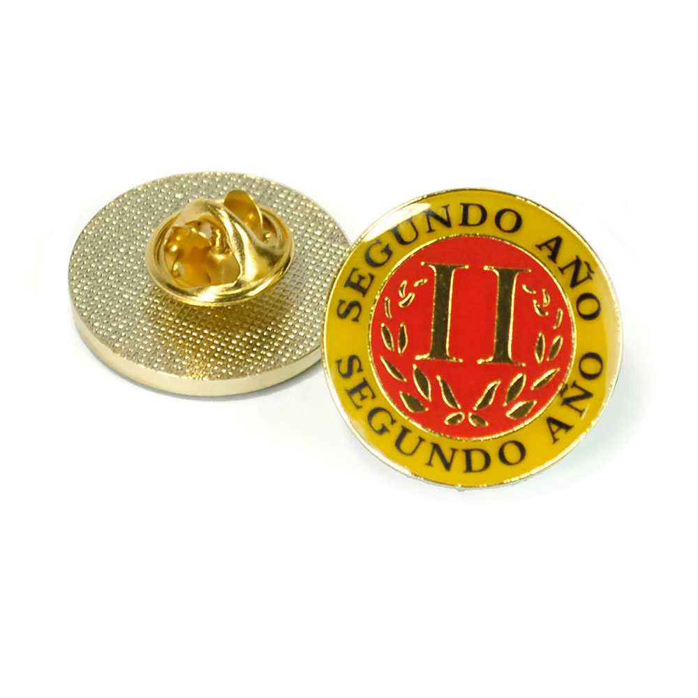 Spanish Second-Year Pin