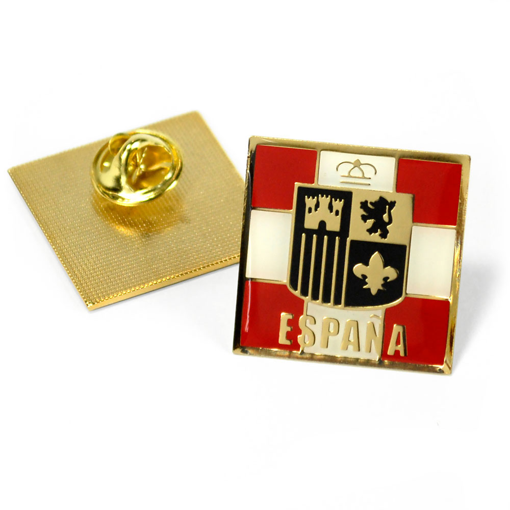 Spain Nation Enhanced™ Pin