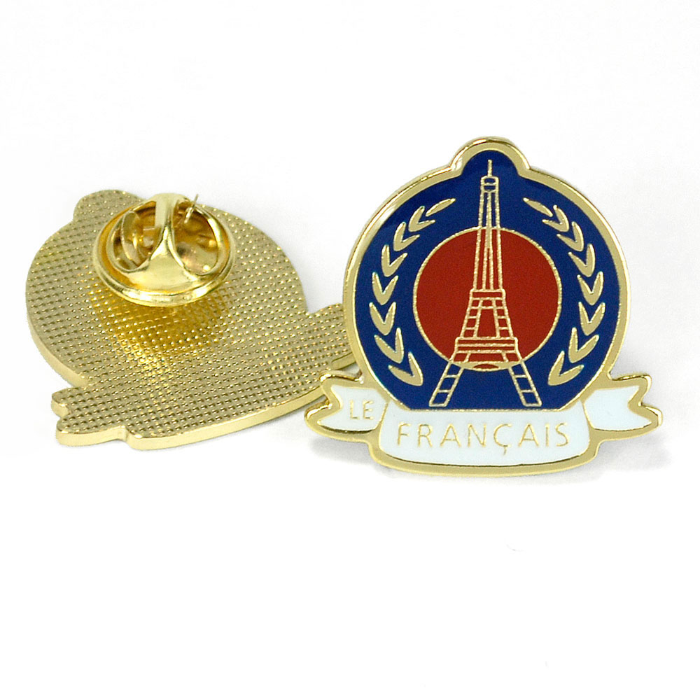 Le Français Enhanced™ Pin