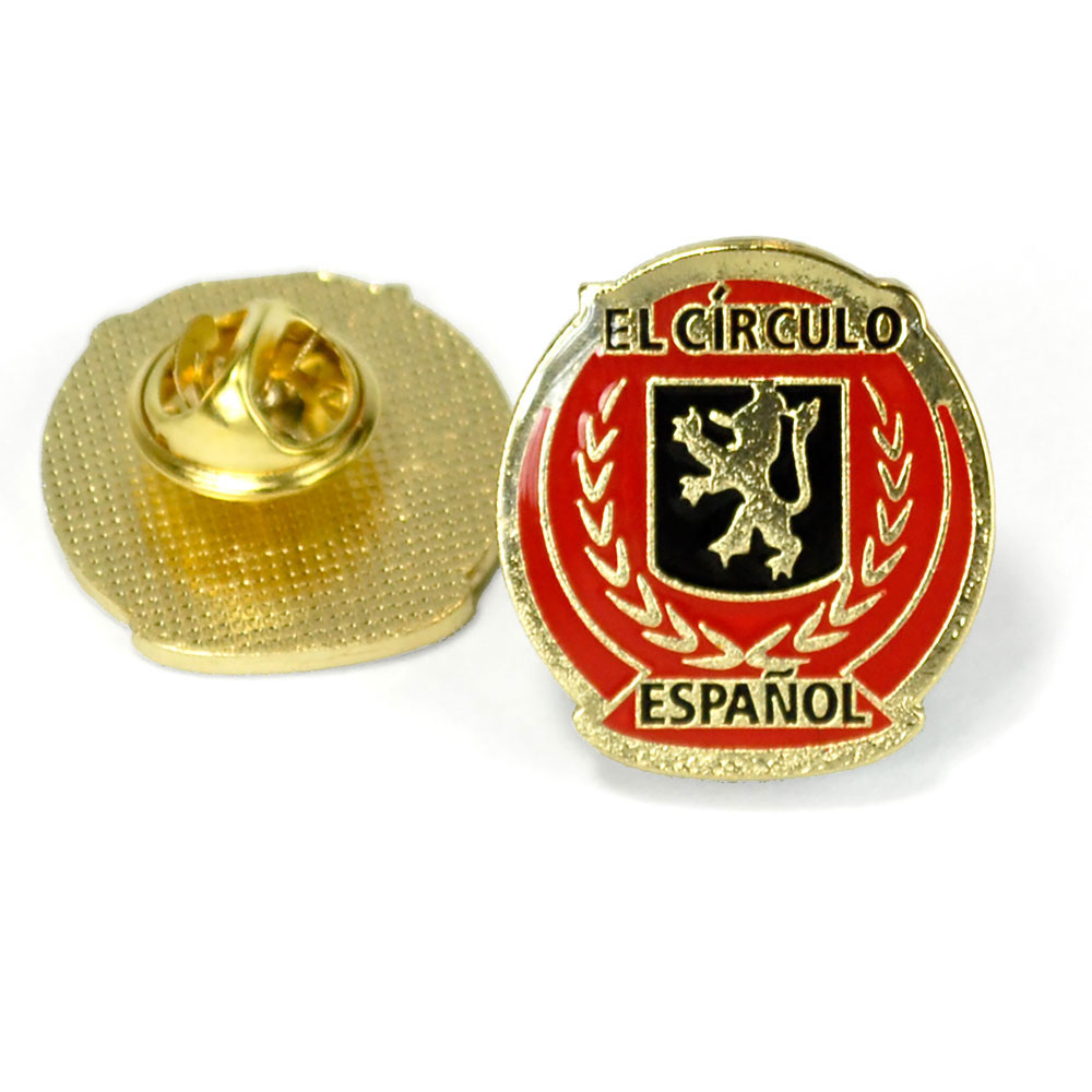 Spanish Club Pin