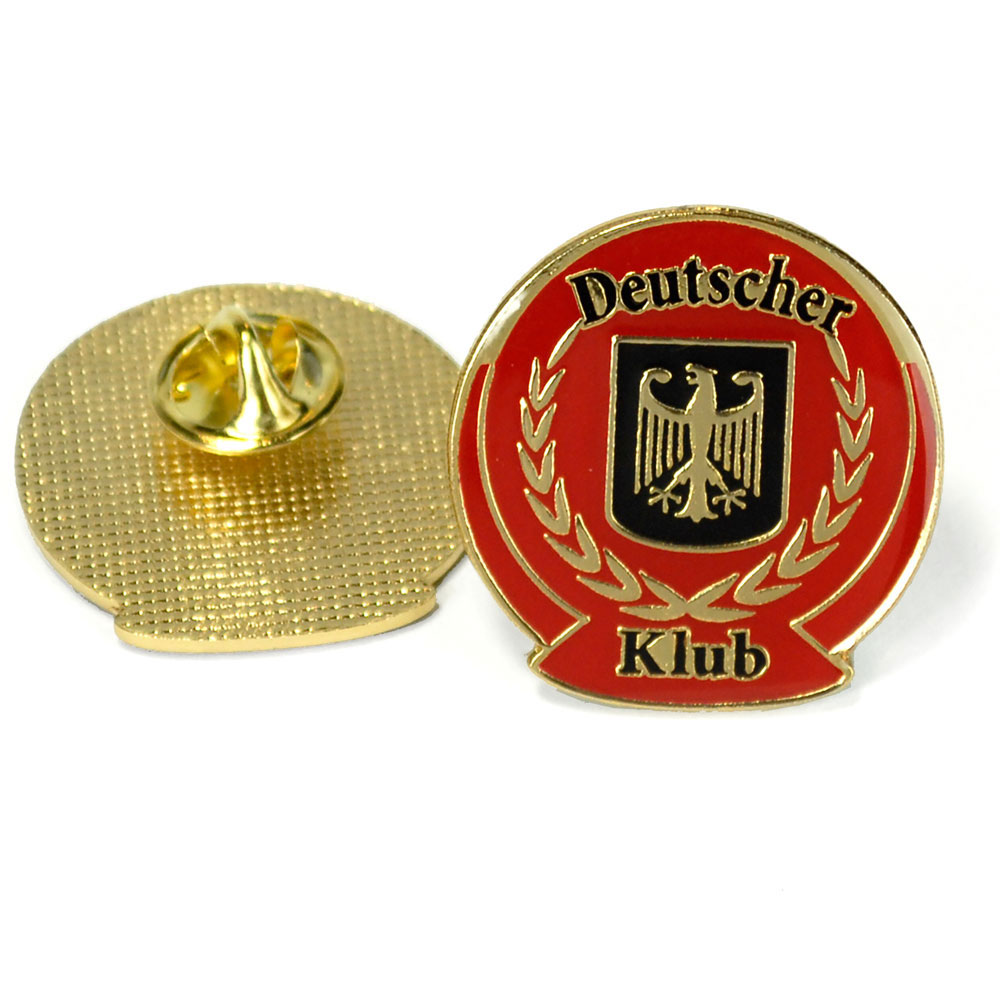 German Club Pin