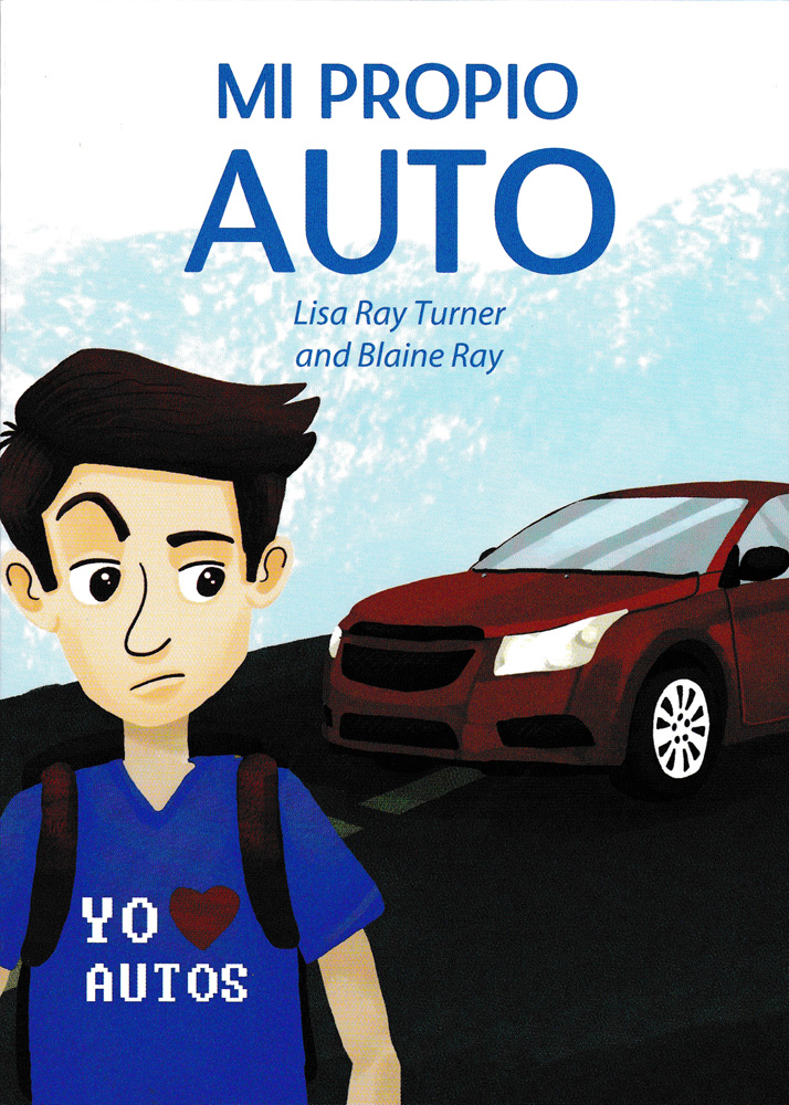 Mi propio auto Spanish Level 2 Reader