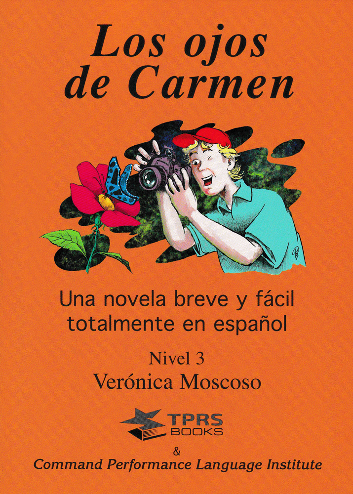 Los ojos de Carmen Level 3 Spanish Reader