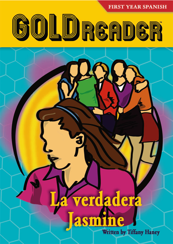 La verdadera Jasmine Spanish Reader on CD