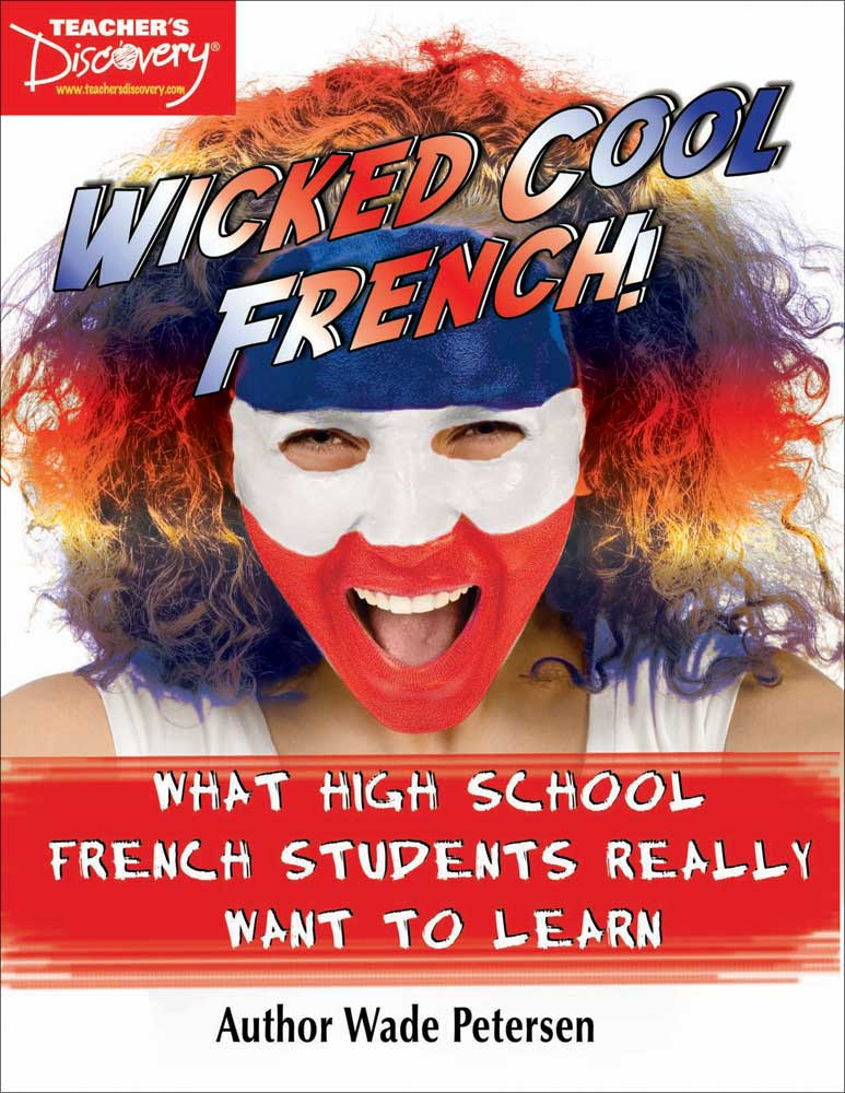 Wicked Cool French Book on CD
