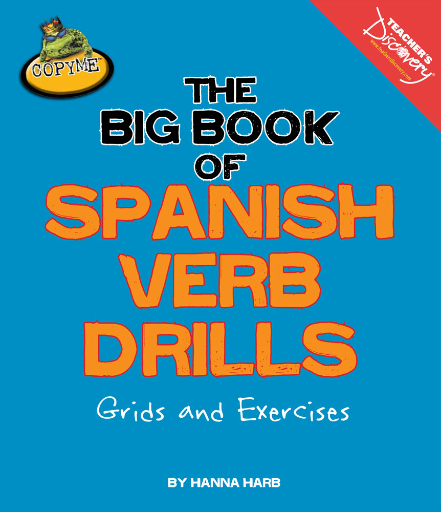 Big book of spanish verb drills spanish teacher 39 s discovery for Farcical in spanish