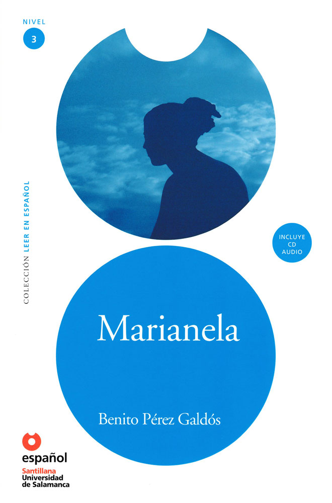 Marianela Spanish Level 3+ Reader with Audio CD