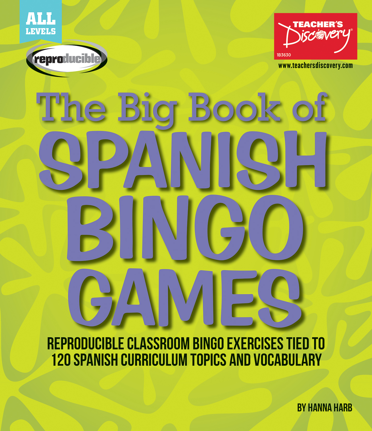 The Big Book of Spanish Bingo Games