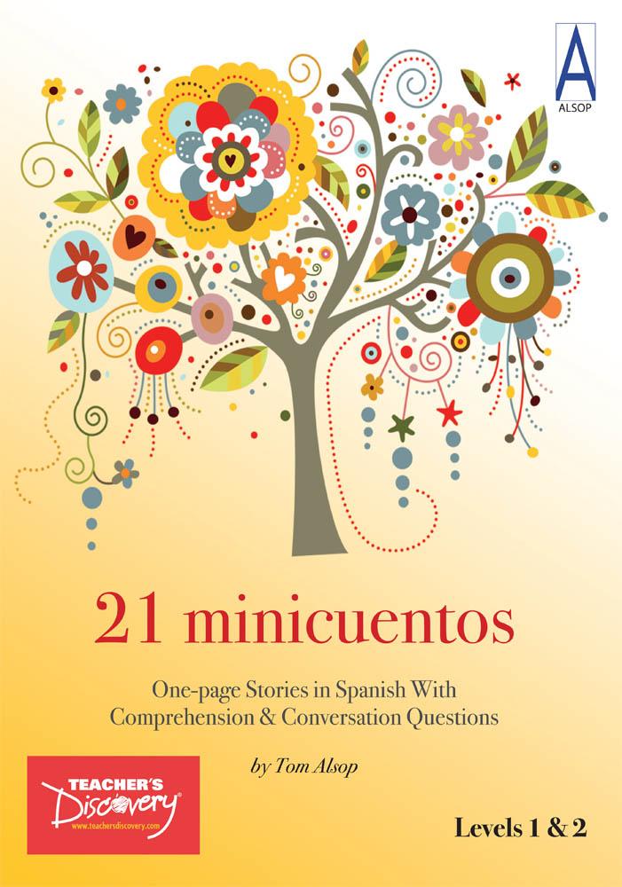 21 minicuentos spanish level 1 reader spanish teachers discovery 21 minicuentos spanish level 1 reader fandeluxe Images
