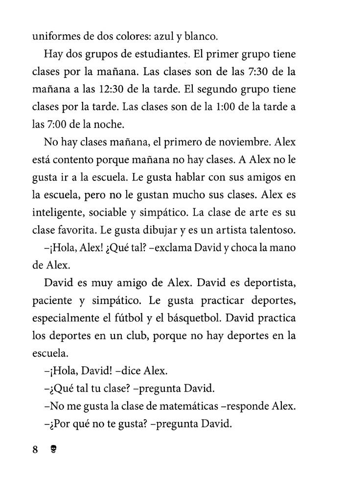 Tumba Spanish Level 1 Reader, Spanish: Teacher's Discovery