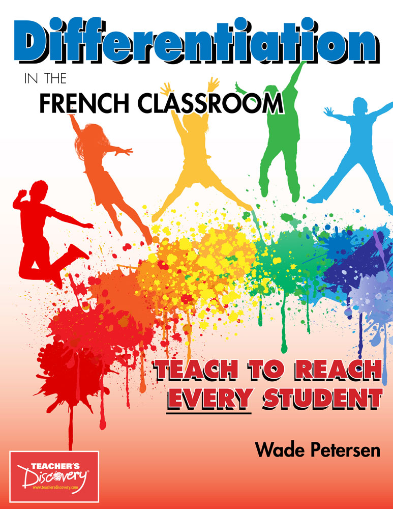 Differentiation French Binder