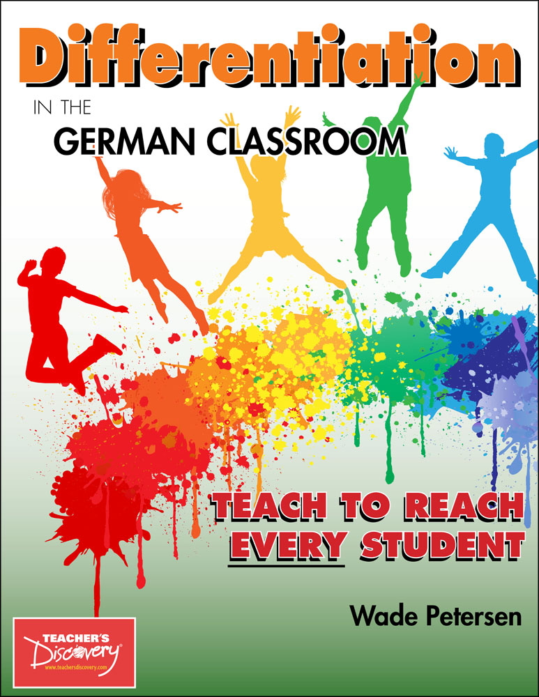 Differentiation in the German Classroom Book