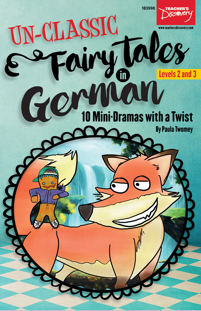 Un-Classic Fairy Tales in Level 2 German Reader