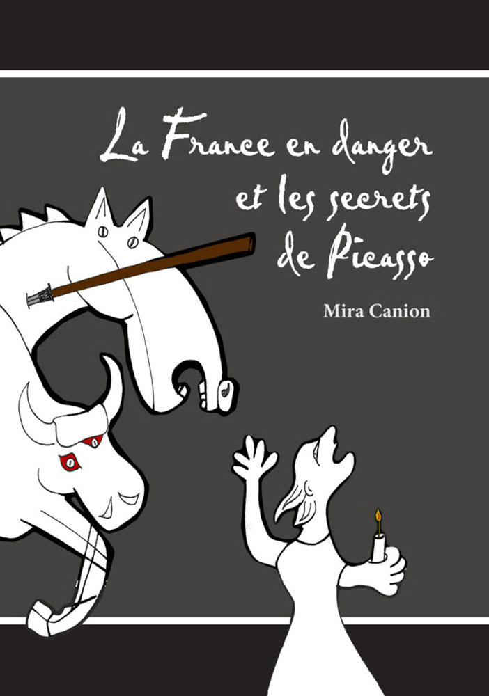 La France en danger et les secrets de Picasso French Level 1 Reader