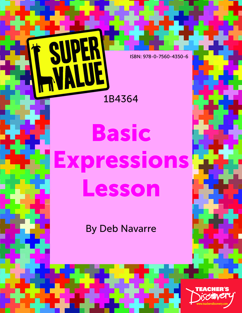 Super Value Basic Expressions Lesson Spanish