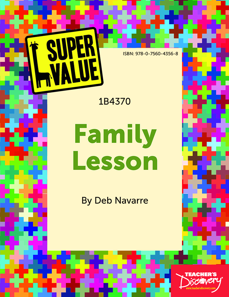 Super Value Family Lesson Spanish