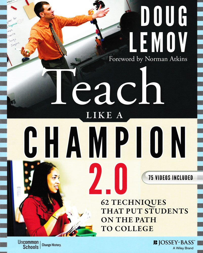 Teach Like a Champion 2.0 Book