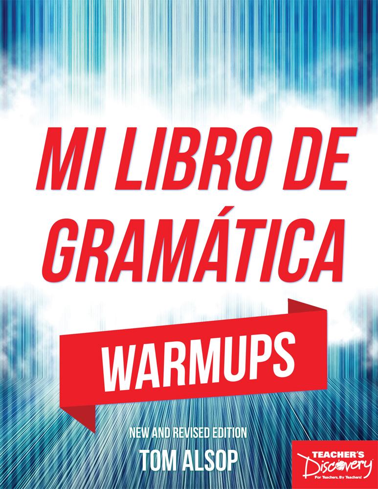 Mi libro de gramática Warm-Ups Book
