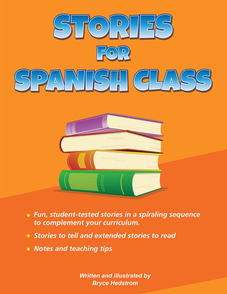 Stories for Spanish Class Book