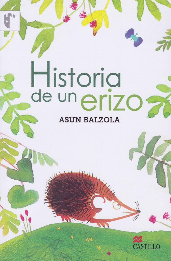 Historia de un erizo Spanish Reader