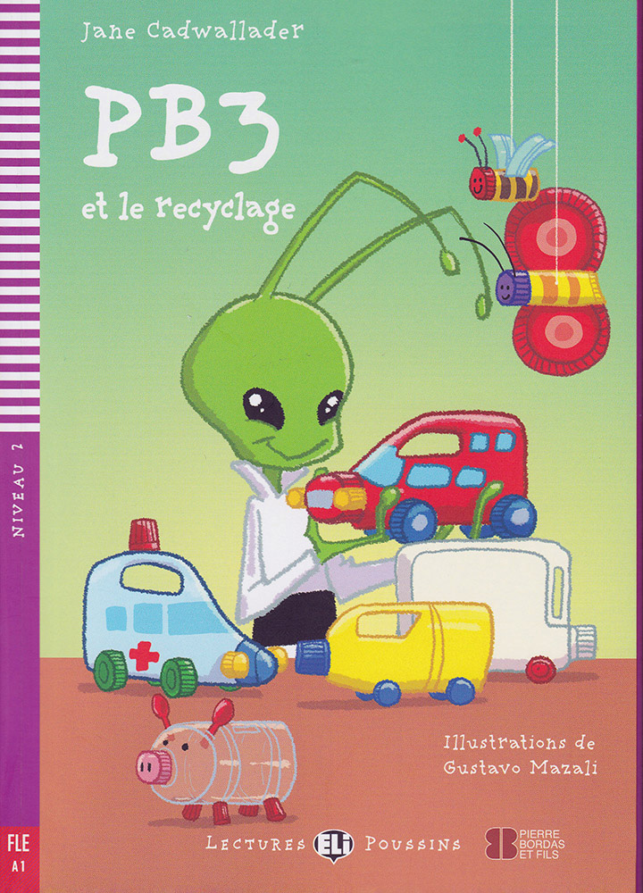 PB3 et le recyclage French Level 1 Reader