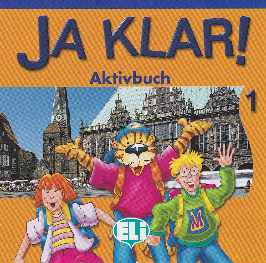 Ja Klar! 1 German Book on CD-ROM