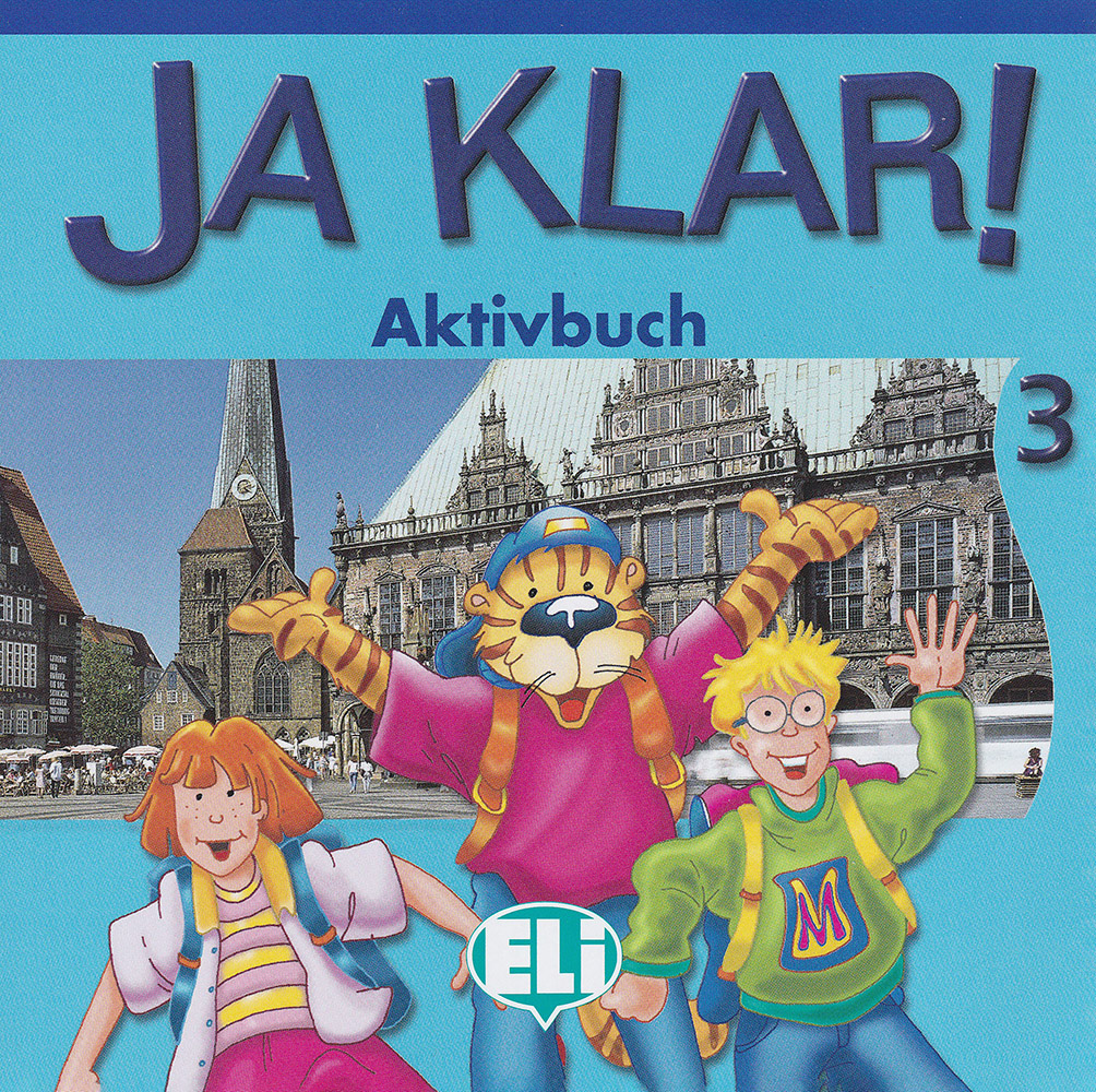 Ja Klar! 3 German Book on CD-ROM