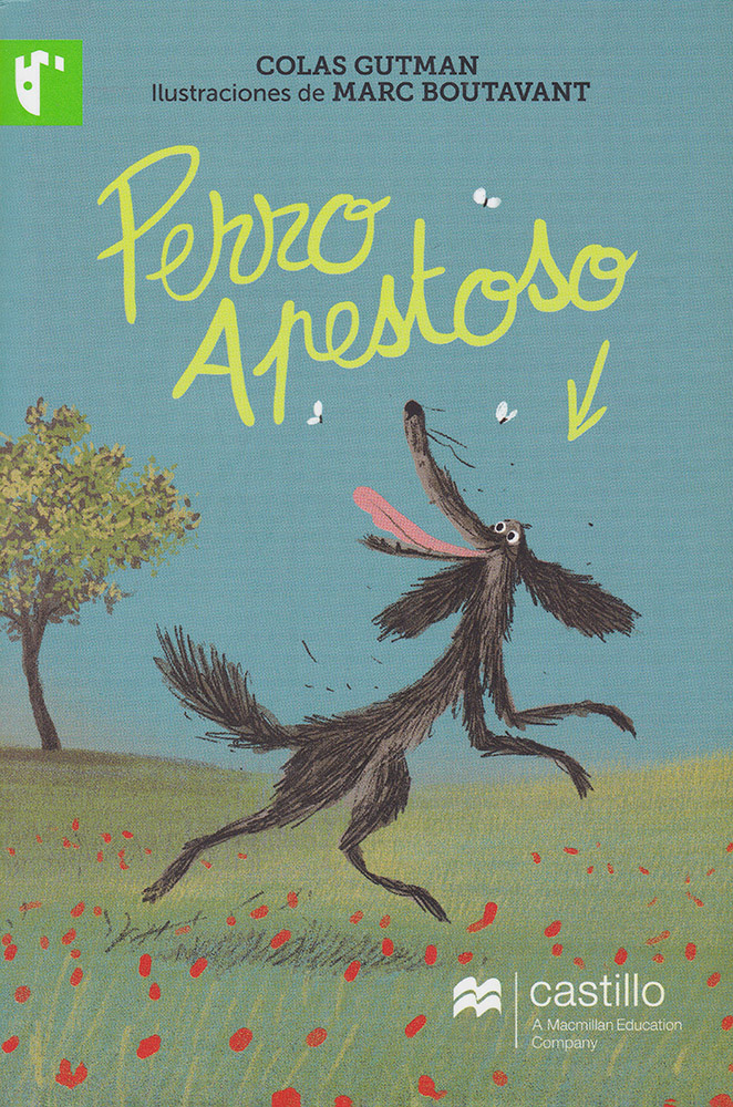 Perro apestoso Spanish Level 3+ Reader