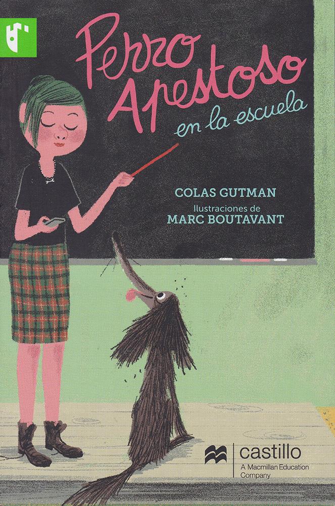 Perro apestoso en la escuela Spanish Reader
