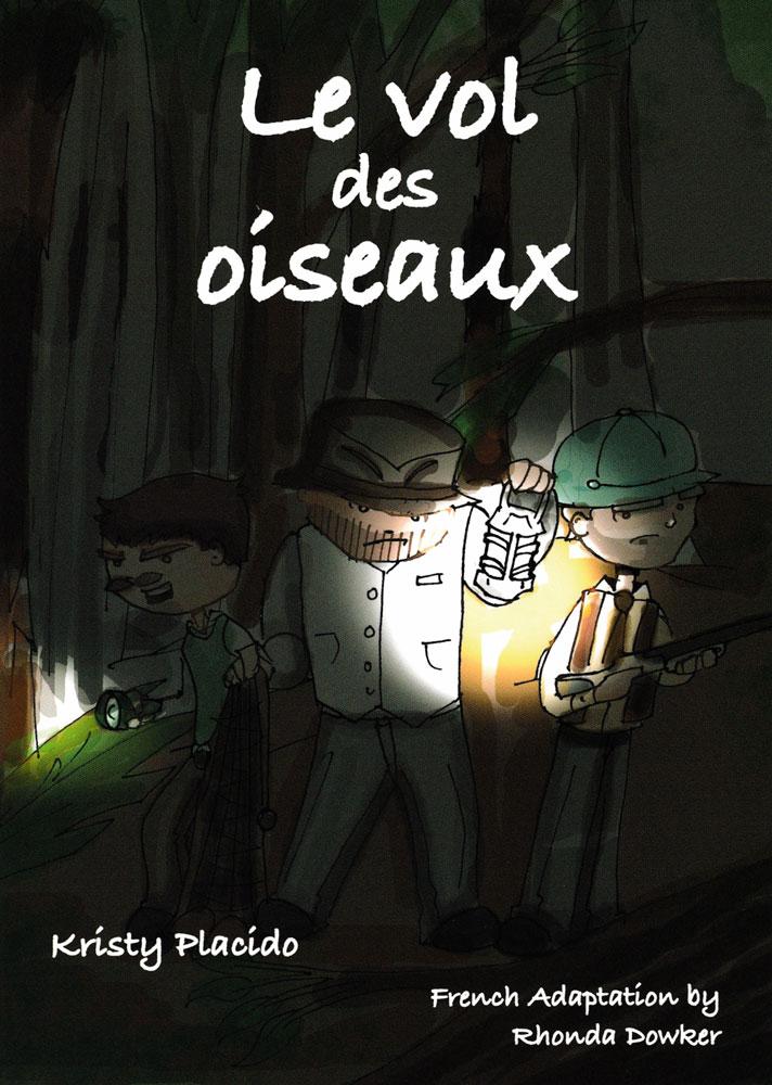Vol des oiseaux Level 1 French Reader
