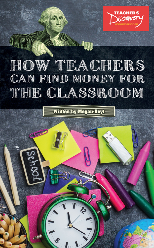 How Teachers Can Find Money for the Classroom Book