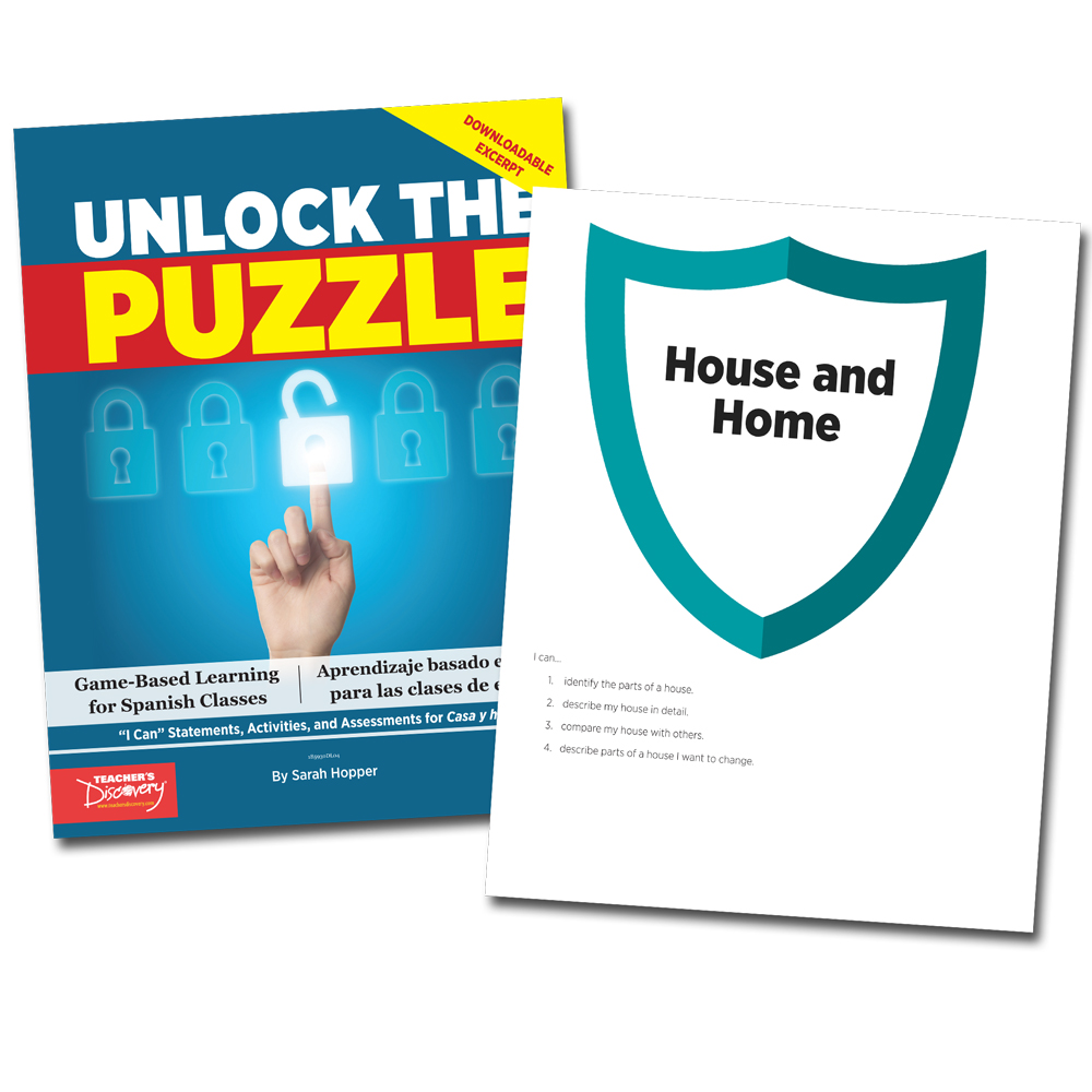 Unlock the Puzzle: Casa y hogar - Book Excerpt Download