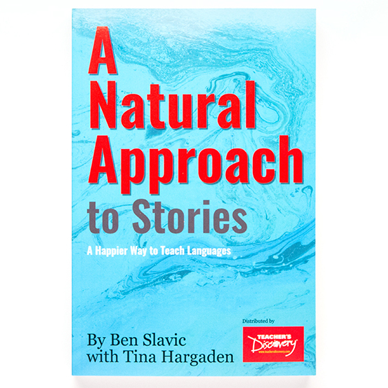 A Natural Approach to Stories Book