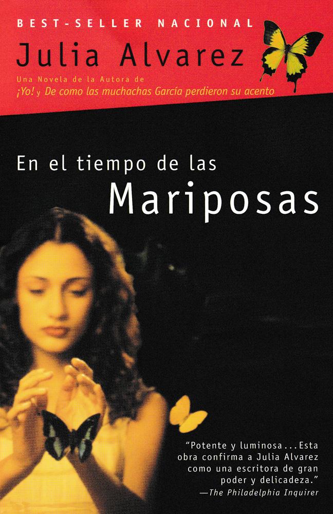 En el tiempo de las mariposas Spanish Novel
