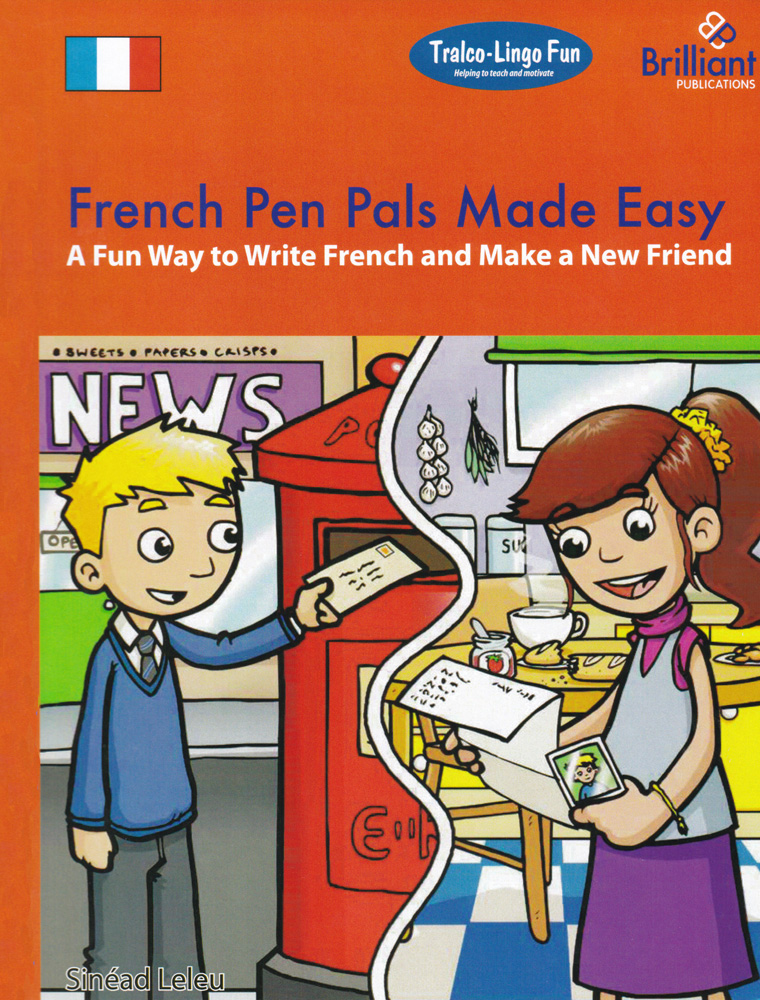 French Pen Pals Made Easy Book