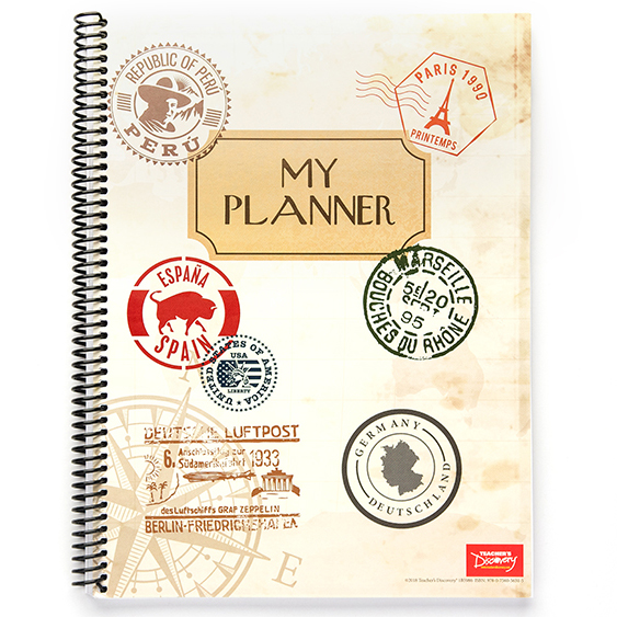 My Planner for World Language Teachers
