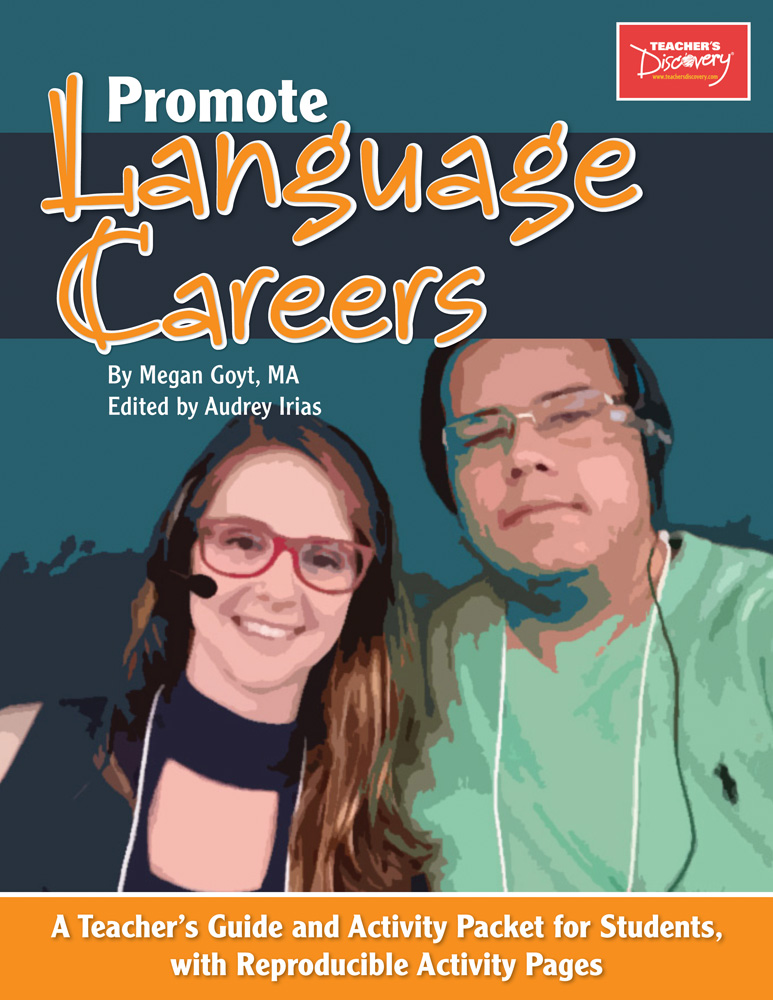 Promote Language Careers Book