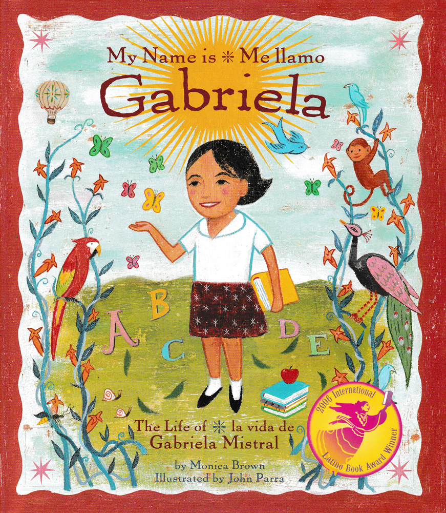 My Name Is/Me llamo Gabriela Bilingual Picture Book