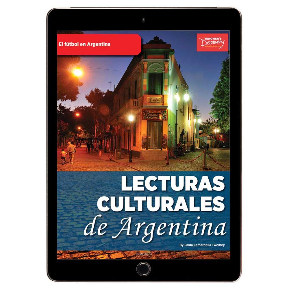 Lecturas culturales de Argentina: El fútbol en Argentina Book Excerpt Download